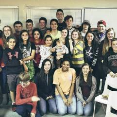 Lakeside Youth Group 2015