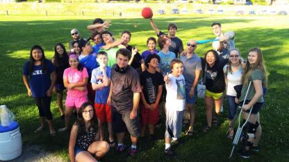 Lakeside Youth Group 2016
