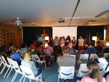 Lakeside Youth Room 2017