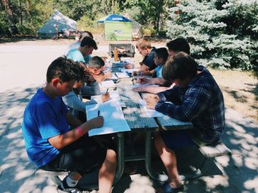 Lakeside Summer Camp 2017